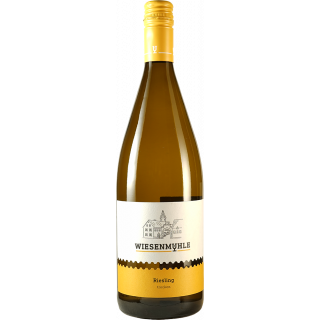 2018 Riesling QbA trocken 1L - Wein & Sekt Wiesenmühle