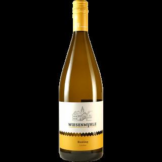 2020 Riesling trocken 1,0 L - Wein & Sekt Wiesenmühle