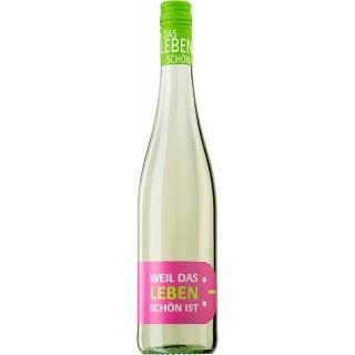 """2017 """"weil das Leben schön ist"""" Weißwein - Weingut Castell"""