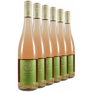 2016 Rosé trocken BIO Paket - Weingut Scheuermann