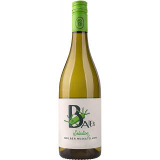 2020 Gelber Muskateller halbtrocken - Weingut Baier