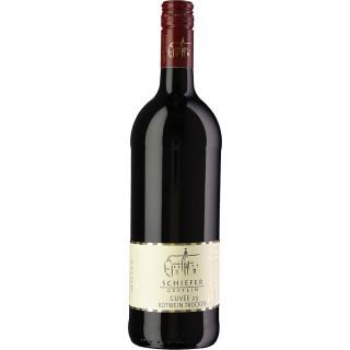 2019 Cuvée 23 trocken 1,0 L - Wein- und Sektgut Heinz Schneider