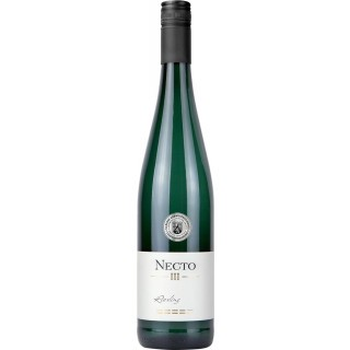 2014 NECTO III Premium Riesling edelsüß - Weingut Römerhof