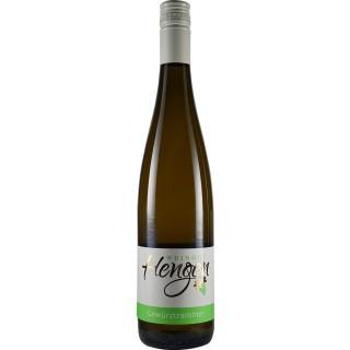 2017 Gewürztraminer Spätlese lieblich - Weingut Hengen