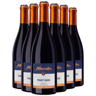 """2018 Selektion Leo Klär """"Pinot Noir trocken Rèserve"""" QbA (6 Flaschen) - Affentaler Winzer"""