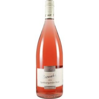 2017 Spätburgunder Rosé 1L - Wein- und Sektgut Rosenhof