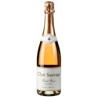 Rosé Sekt brut - Weingut Chat Sauvage