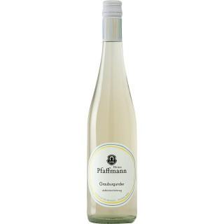 2020 Grauburgunder Biengarten trocken Bio - Weingut Heinz Pfaffmann