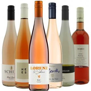 Paket Secco und Rosé - Nahe 7 e.V.
