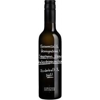 """2017 Sauvignon Blanc """"Trockenbeerenauslese"""" 0,375L BIO - Weingut Christoph Edelbauer"""