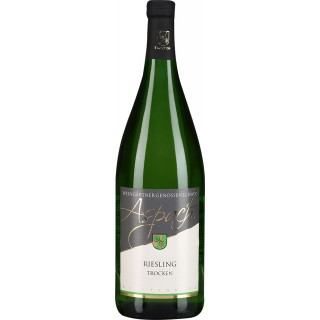 2018 Riesling trocken 1L - Weingärtnergenossenschaft Aspach
