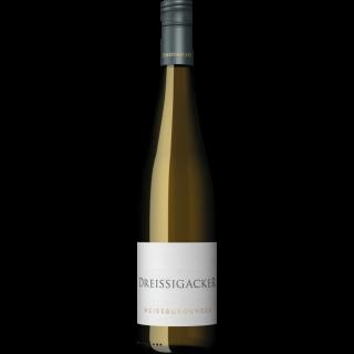 2019 Dreissigacker Weissburgunder trocken BIO - Weingut Dreißigacker