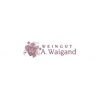 2018 Silvaner Kabinett trocken 0,375L - Weingut Waigand
