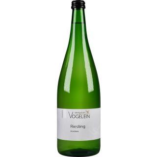 2019 Riesling trocken 1L - Weingut am Vögelein