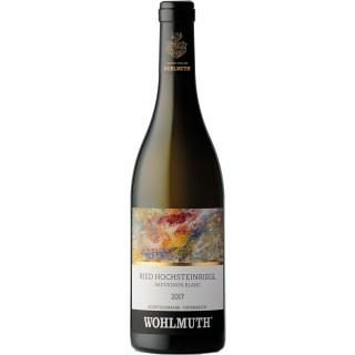2017 Sauvignon Blanc Hochsteinriegl Trocken - Weingut Wohlmuth
