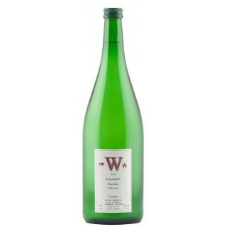 2018 Bürgstadter Bacchus 1 Liter QbA halbtrocken - Weingut Josef Walter