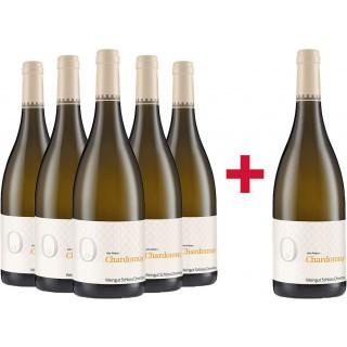 5+1 2018 Meisterstück Chardonnay Alte Reben Paket - Weingut Schloss Ortenberg