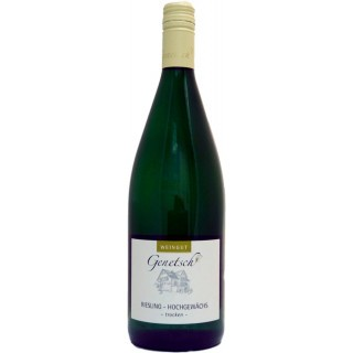2016 Riesling Hochgewächs trocken 1L - Weingut Genetsch