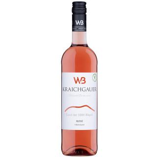 2020 Rosé Kraichgauer trocken - Winzer von Baden