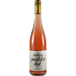2018 Cuvée Rosé QbA trocken - Weingut Schlossmühlenhof