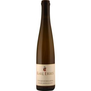 2017 Ürziger Würzgarten Riesling Beerenauslese edelsüß 0,375 L - Weingut Karl Erbes