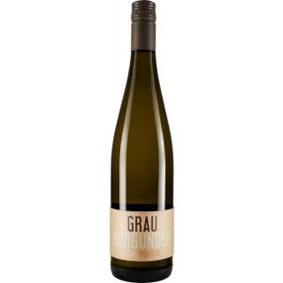 2017 Grau Burgunder Qualitätswein trocken - Weingut Nehrbaß