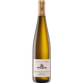 2017 Brauneberger Juffer-Sonnenuhr Goldkapsel Riesling (nur noch wenige Fl. verfügbar!) trocken - Weingut Martin Conrad