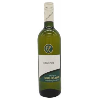 2020 Muscaris trocken - Weingut Grillmaier Bioweingärtnerei