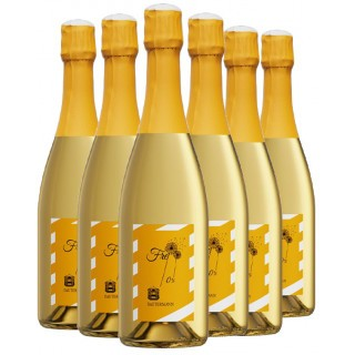 Alkoholfrei Blanc de Blancs-Paket - Weingut Dautermann