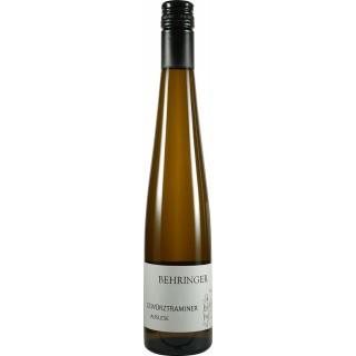 2016 EDELSÜSS Gewürztraminer Auslese edelsüß 0,375 L - Weingut Behringer