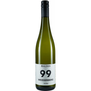 """2019 Briedeler Weißerberg Riesling """"99"""" süß - Weingut Baldes"""