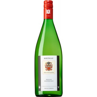 2020 Graf von Kanitz halbtrocken Bio 1,0 L - Weingut Graf von Kanitz