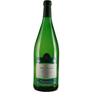 2017 Müller-Thurgau QbA halbtrocken 1000ml - Weingut Thomas-Rüb