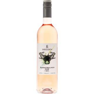 2019 Muskattrollinger Rosé - Weingut Siegloch