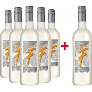 5+1 FANTASIE Pinot Noir blanc de Noir Paket - Weingärtner Stromberg-Zabergäu