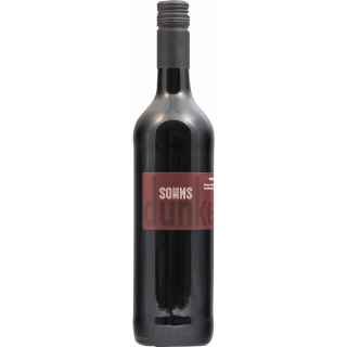 2017 Cuvée Dunkelrot trocken - Weingut Sohns