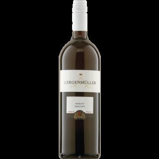 2017 Lergenmüller Merlot 1,0L trocken - Weingut Lergenmüller