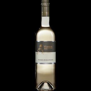 2018 Weißer Burgunder klassisch QbA - Winzer der Rheinhessischen Schweiz