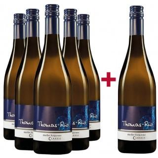 5+1 Paket Osterhasen-Highlight - Weingut Thomas-Rüb