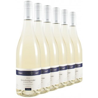 Grauburgunder Paket Spätlese trocken - Weingut Sonnenhof