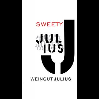 2018 SWEETY Sauvignon Blanc 0,5L BIO Prädikatswein Beerenauslese - Weingut Julius