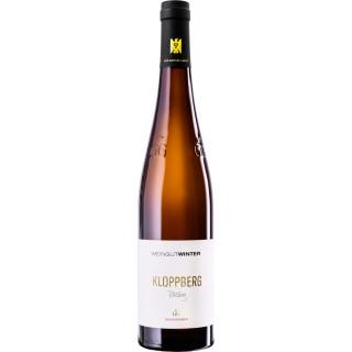 2017 KLOPPBERG Riesling GG VDP.GROSSE LAGE - Weingut Winter