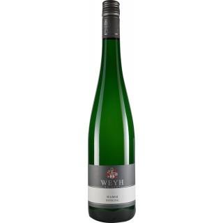 2017 Hamm Riesling trocken - Weingut Weyh