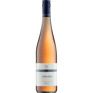 """2019 Rotwein Cuvée """"LIEBLING"""" Rotling aus Rotem Elbling und Dornfelder trocken - Weingut Matthias Dostert"""