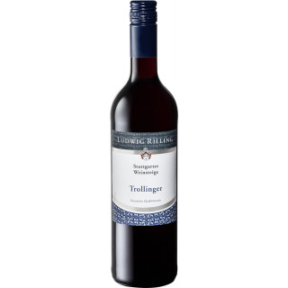 2017 Trollinger Stuttgarter Weinsteige - Rilling Sekt
