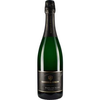 2017 Riesling Sekt Extra Trocken - Weingut Kassner Simon