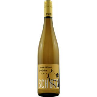 2020 Chardonnay -Goldfieber- trocken - Wein Gut Schütz