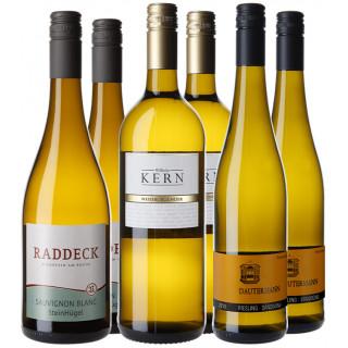 Sommerliche Weißwein Favoriten