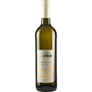 2017 Weißer Burgunder QbA Trocken - Weingut Heiko Strub