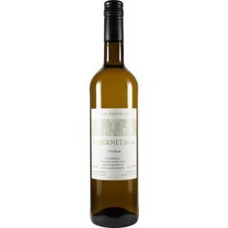 2016 Cabernet Blanc trocken - Weingut Reuscher-Haart